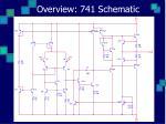 overview 741 schematic
