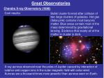 great observatories11