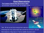 great observatories5