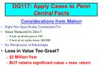 dq117 apply cases to penn central facts6