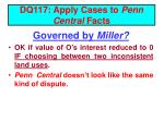 dq117 apply cases to penn central facts8