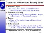 glossary of protection and security terms3