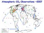 atmospheric co 2 observations 2007