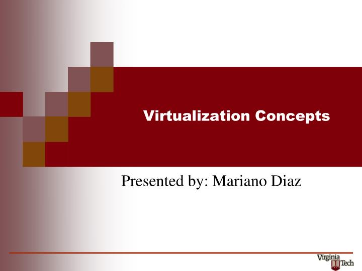 virtualization concepts n.