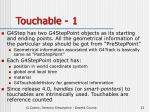 touchable 1