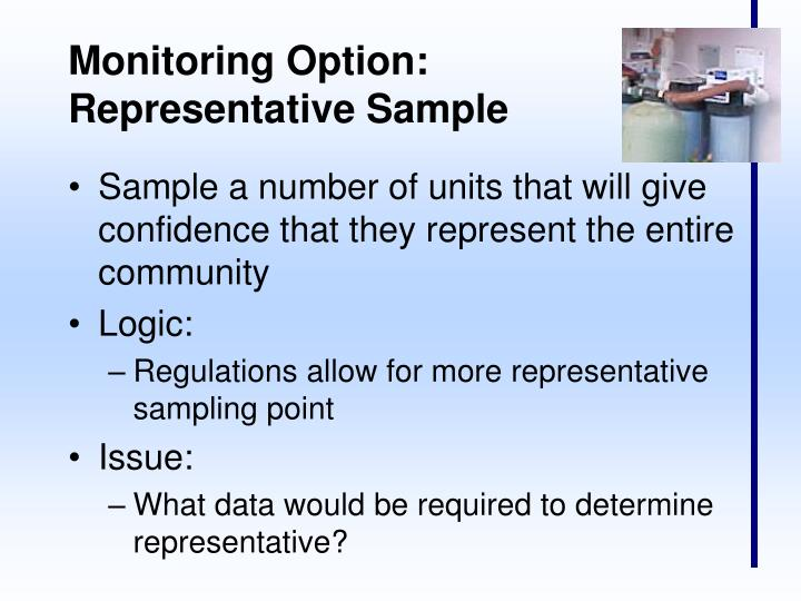 Monitoring Option: