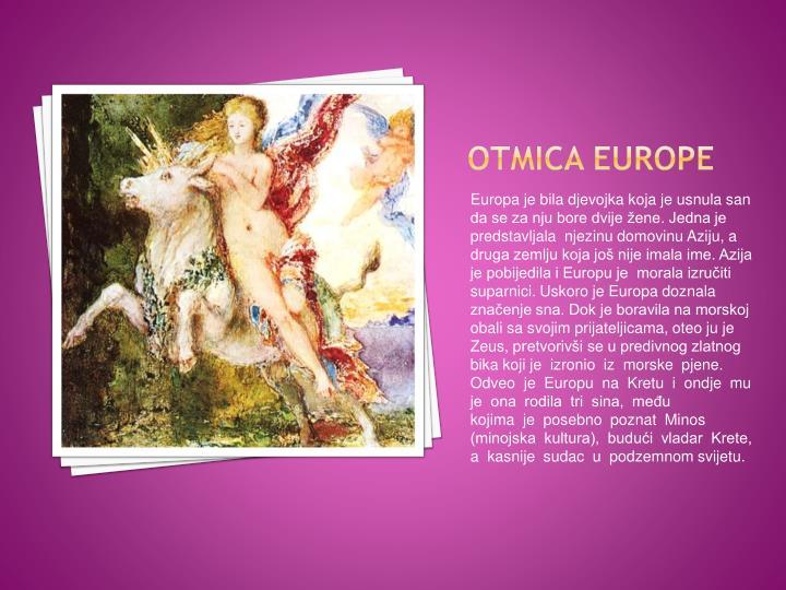 OTMICA EUROPE