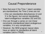 causal preponderance1