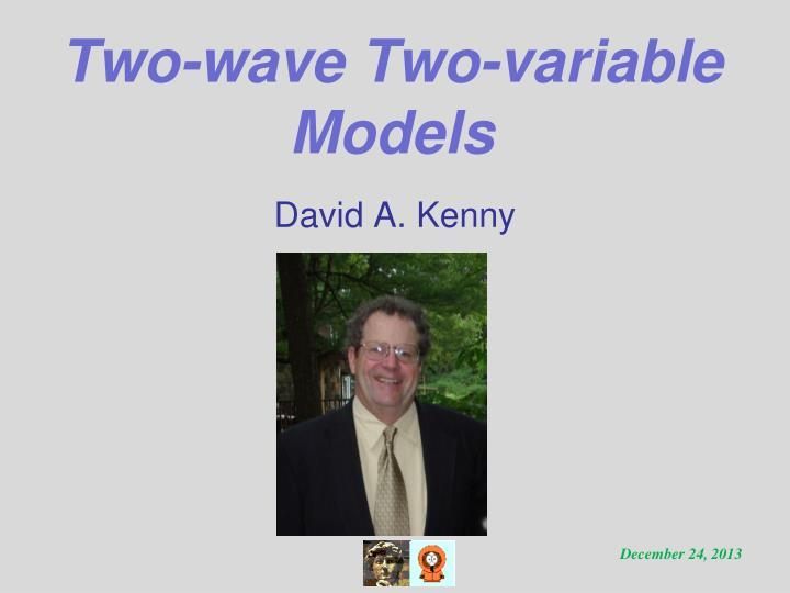 two wave two variable models n.