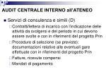 audit centrale interno all ateneo5