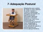 7 adequa o postural
