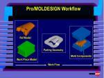 pro moldesign workflow