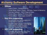 alchemy software development2