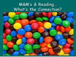 m m s reading what s the connection
