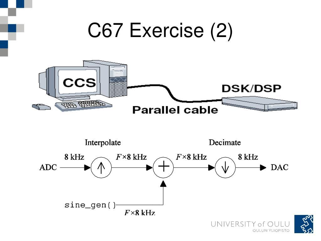 PPT - Digital Signal Processing Laboratory Work 521485S