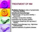 treatment of nm