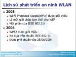 l ch s ph t tri n an ninh wlan1