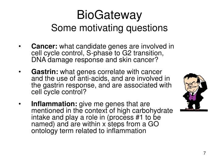 BioGateway