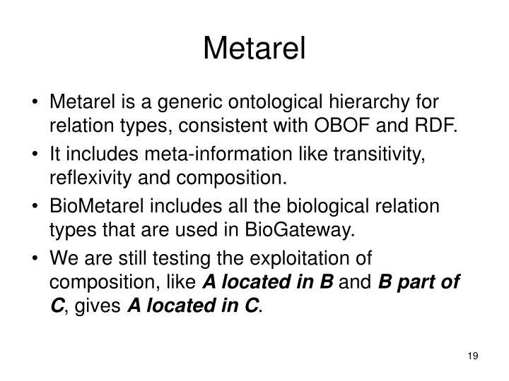 Metarel