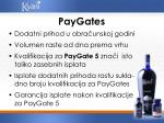 paygates