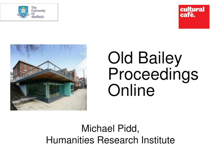 old bailey proceedings online n.
