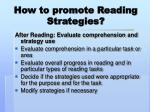 how to promote reading strategies2
