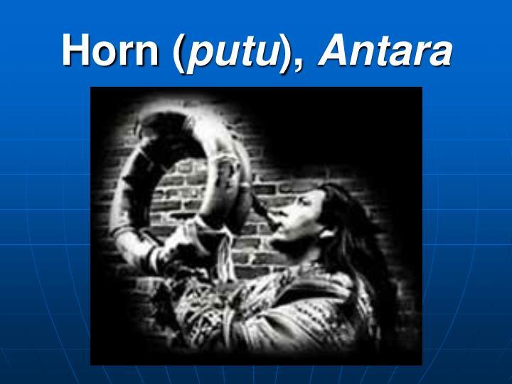 Horn (