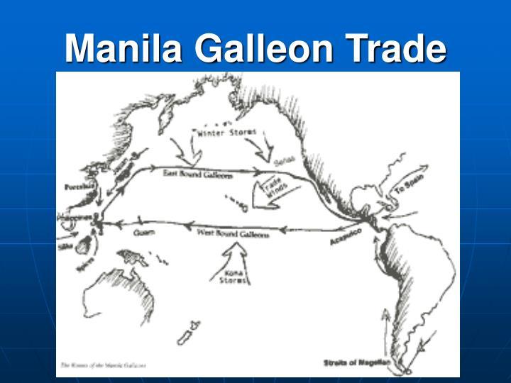 Manila Galleon Trade