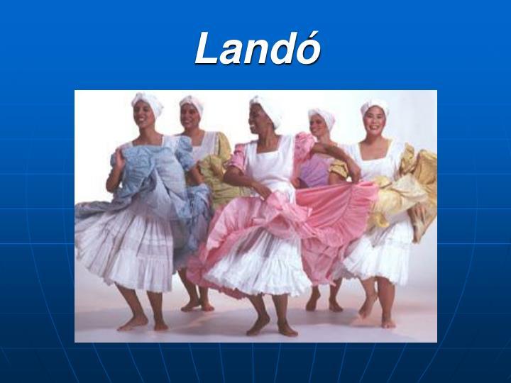 Landó