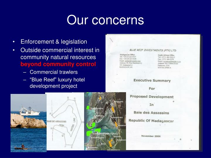 Enforcement & legislation
