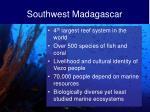 southwest madagascar
