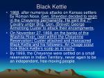 black kettle