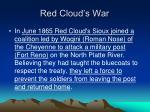 red cloud s war2