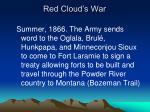 red cloud s war3