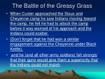 the battle of the greasy grass
