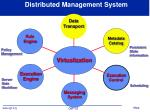 distributed management system