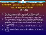canada provinces and territories political system economy history4