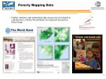 poverty mapping data