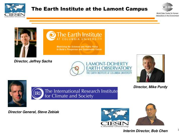 the earth institute at the lamont campus n.