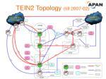 tein2 topology till 2007 02