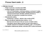 proces zen zm n 6