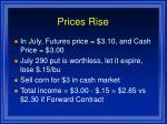 prices rise2