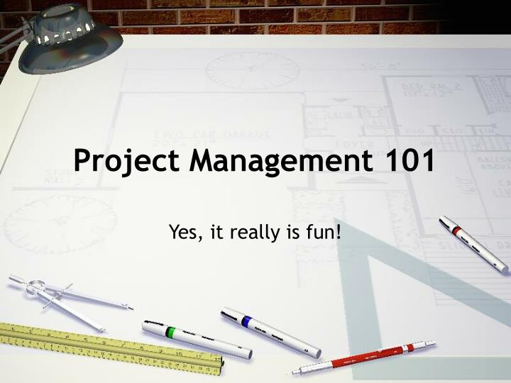 project management 101 n.