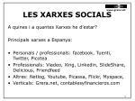 les xarxes socials1