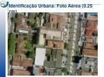 identifica o urbana foto a rea 0 25 cm