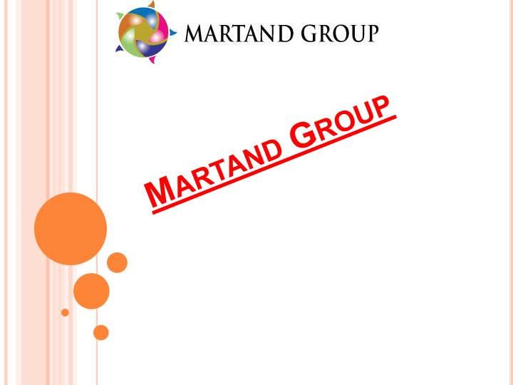 martand group n.