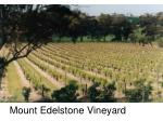 mount edelstone vineyard