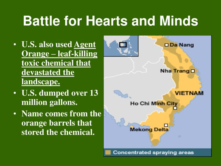 Battle for Hearts and Minds