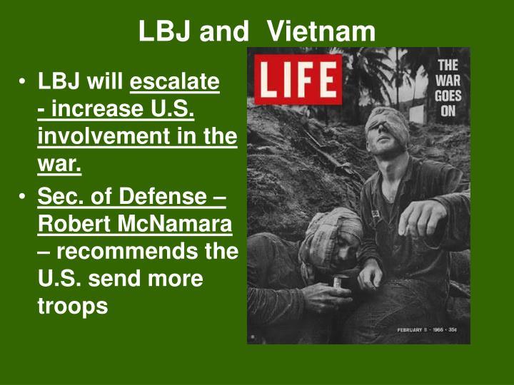 LBJ and  Vietnam