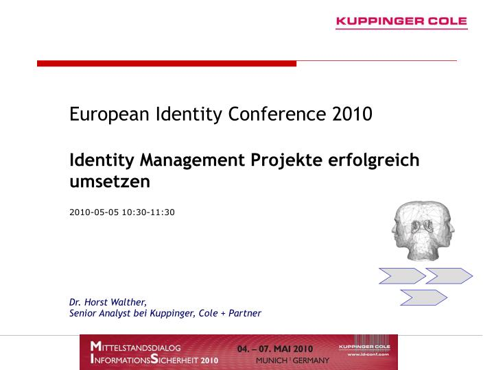 european identity conference 2010 n.